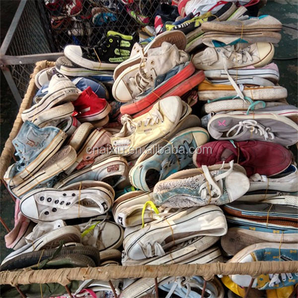 Factory Low Price Used Shoes Canada