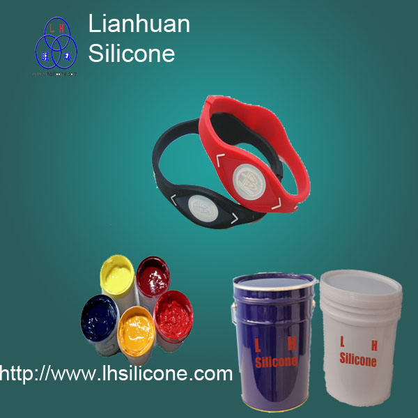 high density 3D printing silicone and good rendering silicone color for screen priting