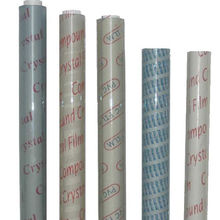 Guangzhou Chian soft pvc roll super clear normal clear transparent plastic film