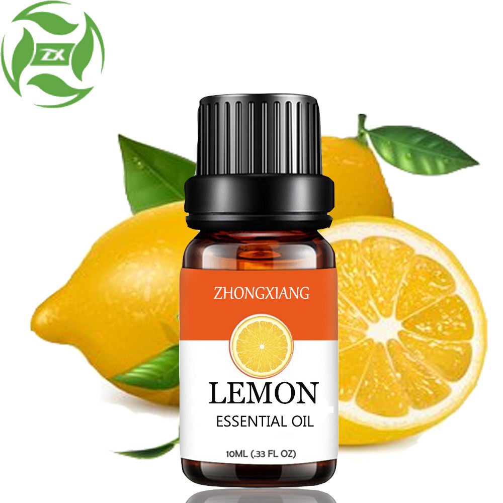 NATURE 100% Pure Essential Oil Relax Aromatherapy Lemon essential oil for skin whitening