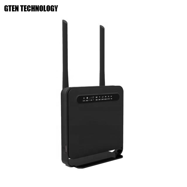 WiFi Portable Hotspot 4g Lte Wireless CPE Router With Sim Card Slot for AT&T/Verizon/T-Mobile/Sprint