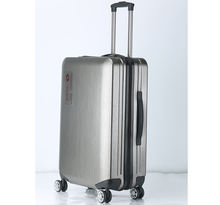 ABS+PC luggage trolley 20+24 inch fashion travel suitcase high quality bags