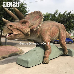 Life Size Dinosaur Replica Lifelike Animal Model