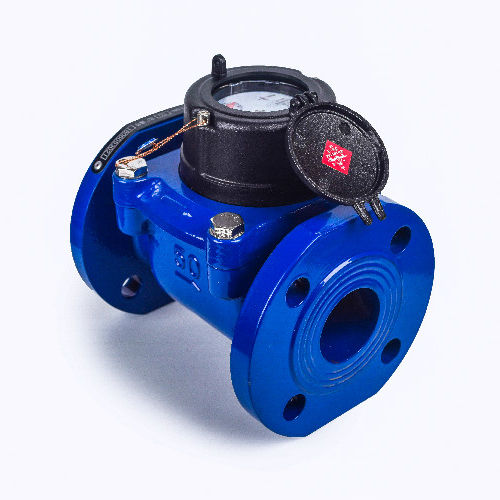 2 inch to 8 inch turbine flow meter for dirty water(solid sediments),sewage meter, industry, irrigation
