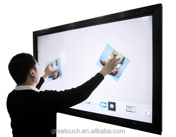 Made in China Touchscreen 32 inch 6 touch punten