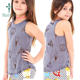 Latest Kids Cotton Tank Tops Baby Clothes Summer Girls Tops