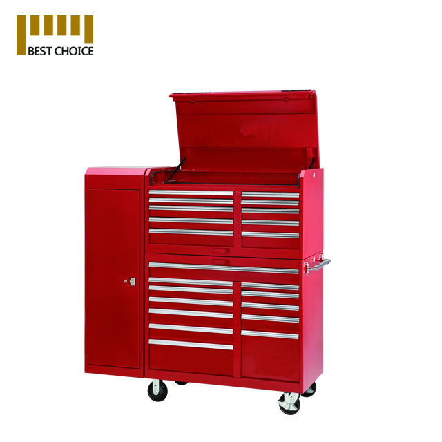 Car Repair Workshop Custom Hand Tool Chest Trolley
