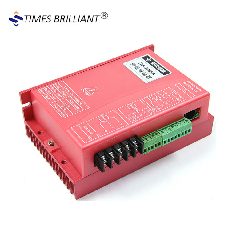China cheap price High power 5A 220V brushless dc motor driver controller for 310V BLDC motor