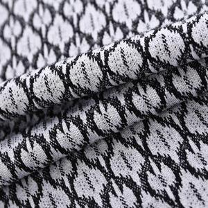 Chine marché vente chaude tricoté nida pvc enduit polyester tissu tube