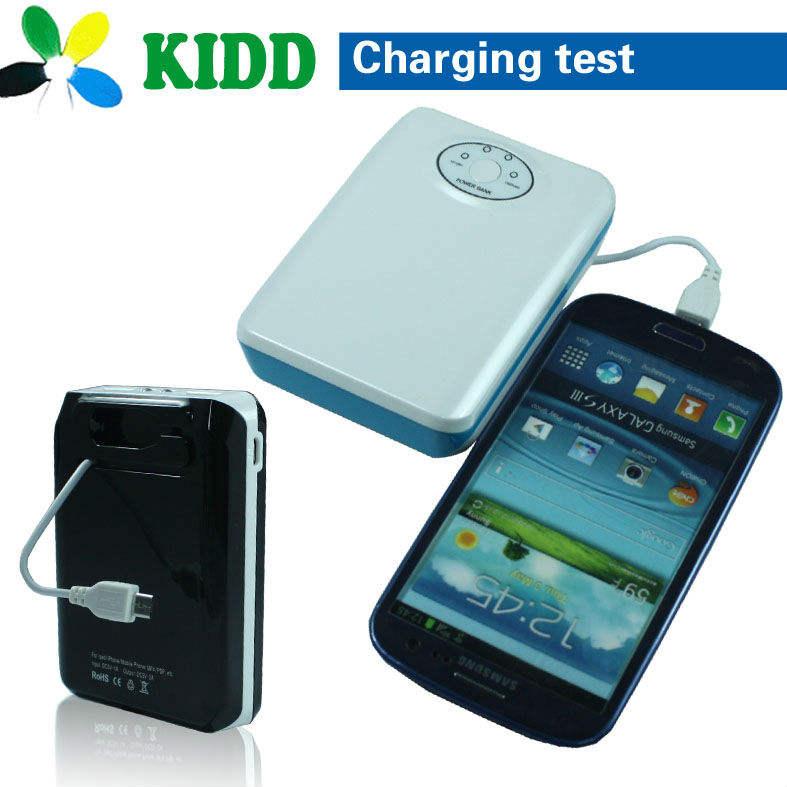 Mah 12000 móvil portátil banco de potencia ofrecer al oem/odms del sistema