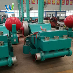 Mud pump BW1000/10 Double Cylinder and Double-acting Mud Pump