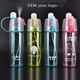 new style sports plastic mist spray plastic water bottle