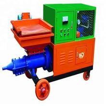 Screw mortar spraying machine Cement mortar spraying machine