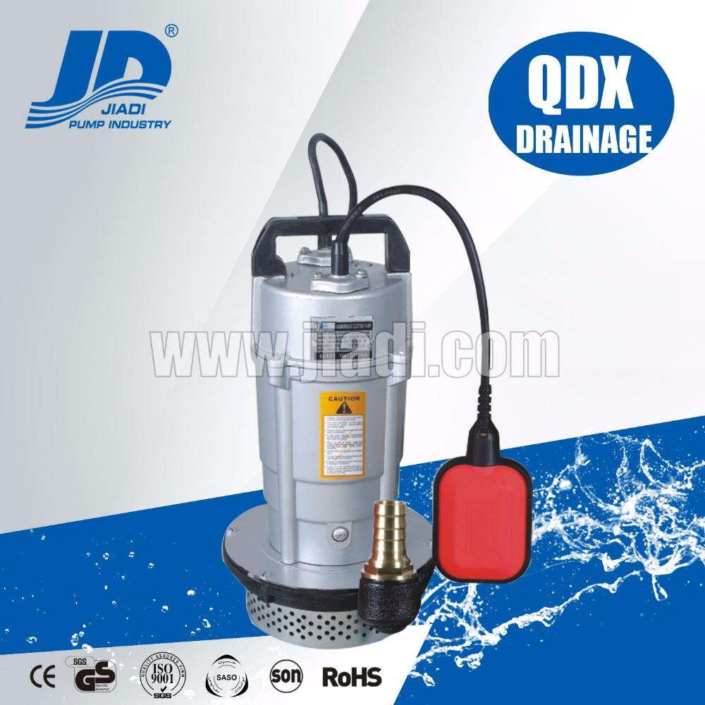 QDX electricity standard submersible pump single phase