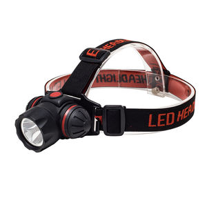 High Power Led Headlamp 3*aa Battery Waterproof Hunting Light Mini Led Headlamp for Night Run Hiking Camping