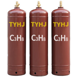 high purity propane r290 refrigerant gas price of propane c3h8 gas