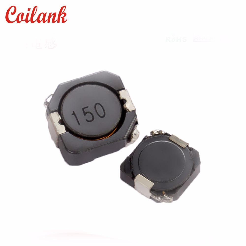 10 pieces Fixed Inductors SMD Power Inductor 100UH 0.83A