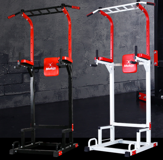 Wellshow Sports Professional Manufacture Multi Gym Power Tower With Push-up Dip Station Pull Up Tower