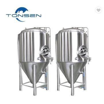 Micro beer brewing equipment/ complete beer production line