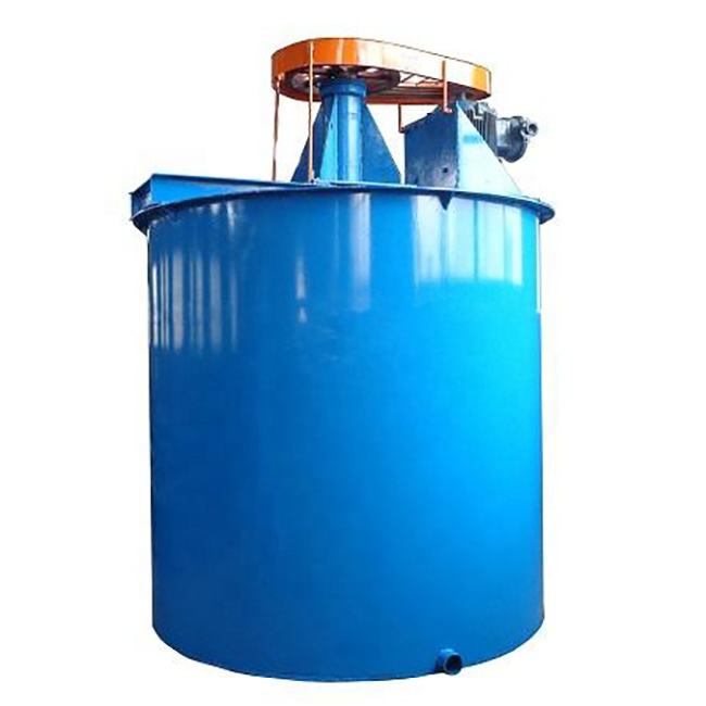 Agitating Blender Mine Slurry Mixing Tank