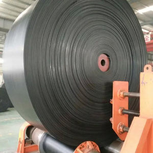 EP100 rubber conveyor belt price for conveyors