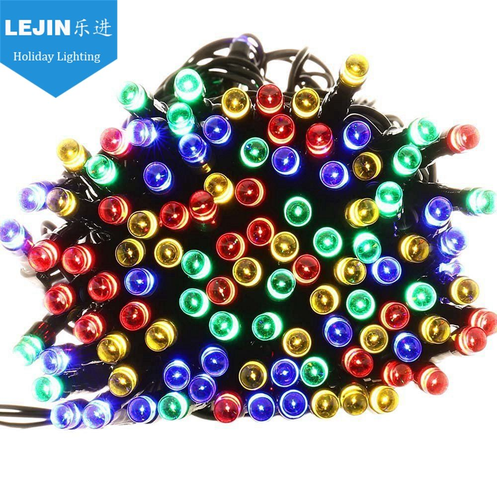 Lejin Customized professional solar string lights outdoor white
