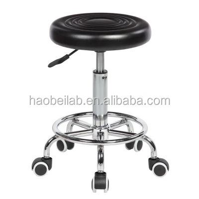 Guangzhou cheap price lab chairs, Laboratory funiture, lab stool fitting for school