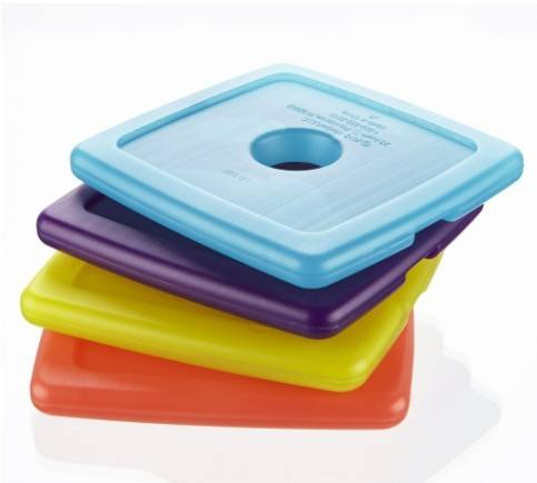 Hot sale slim ice cool gel pack for lunch box