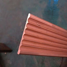 Special-shaped copper bars  bus bar c1100 copper busbar