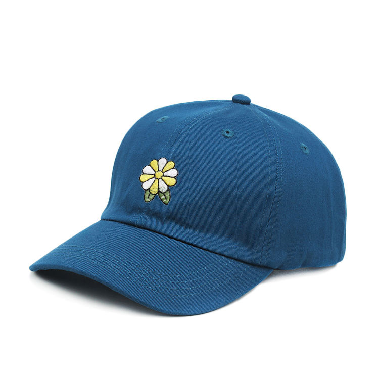 100% Cotton Cute Baby Baseball Cap With embroidery