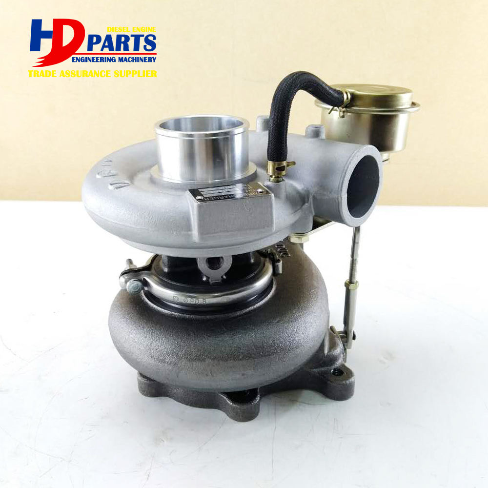6D16 6D16T Diesel Engine TD06-4 Turbo Charger 49179-00260 49179-02400