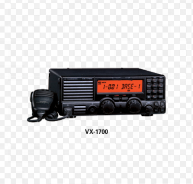 Standard multi-mode Mobile Radio HF: VX-1700 pour Vertex