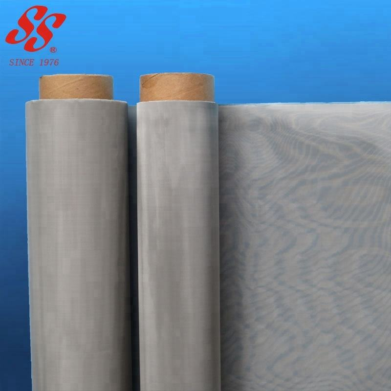 ss304 5 10 25 50 60 100 120 150 180 200 250 300 400 500 micron plain dutch weave stainless steel filter mesh screen/wire mesh