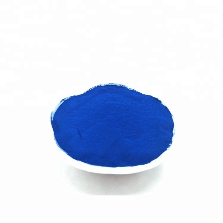 Blue Pigments With Good Tinting Strength For Enamel and Clay