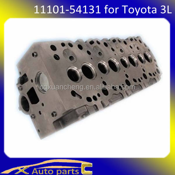 Auto parts for toyota, for toyota 3l cylinder head 11101-54131