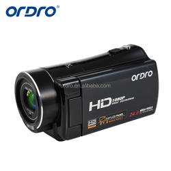 Ordro HDV-V7 3.0 Inch TFT Screen Anti-shake Cheap Digital Video Camera 1080P 24MP 16X Digital Zoom Camcorder