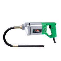 Powertec 580w 35mm electric concrete vibrator