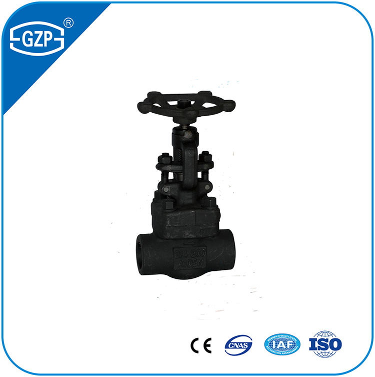 ASTM A105 Forged Steel Globe Stop Valve
