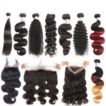 DropShipping 9A 10A 100% Virgin Cuticle Aligned Hair, Wholesale Virgin Hair Bundles ,Raw Unprocessed Brazilian Weave Human Hair