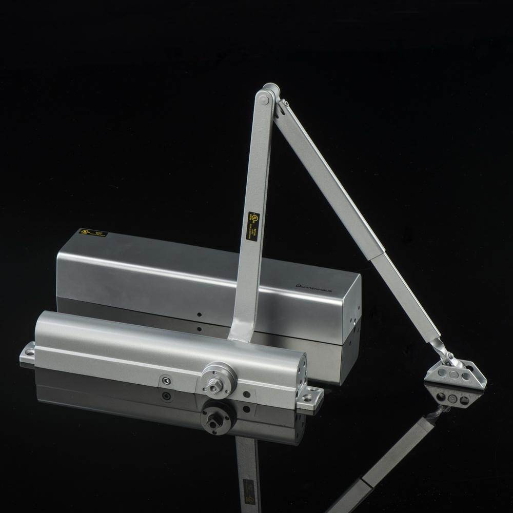 D8016 UL Listed Heavy Duty Size Adjustable Commercial Overhead Door Closer