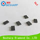 PCD blanks for woodworking milling cutters