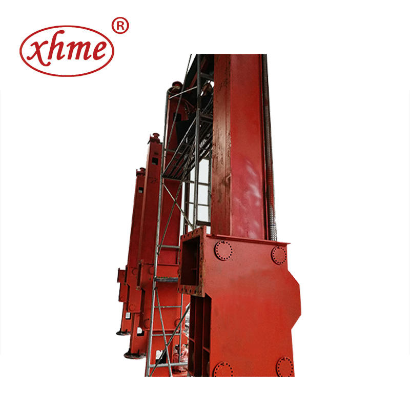 High standard steel making blast induction melting furnace price