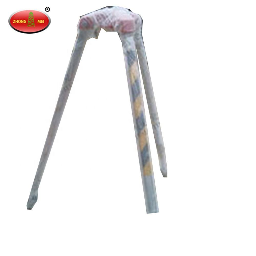 High Quality Safety Tripod Fire Rescue Lifesaving Tripod Firefighters Emergency Rescue Equipment