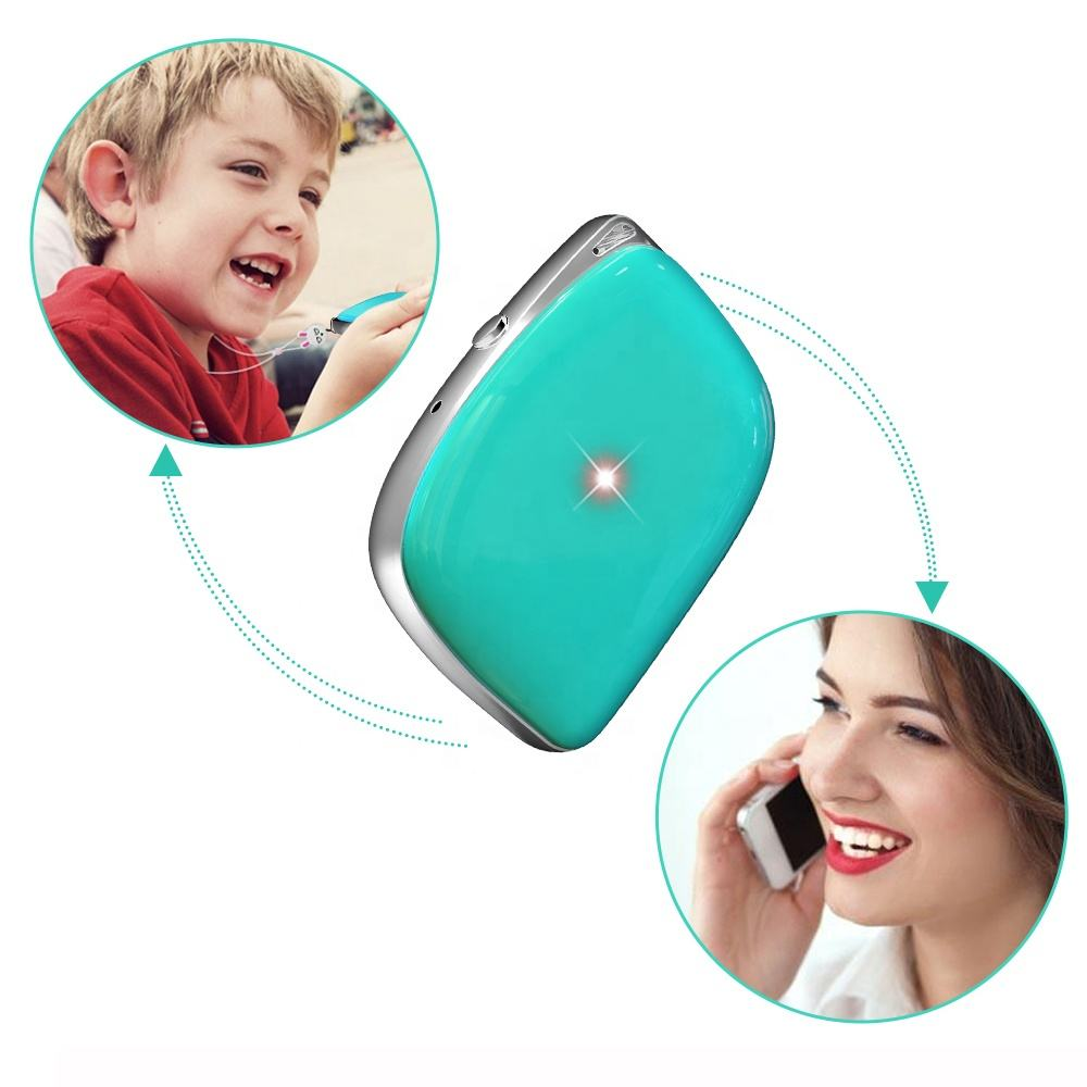 GPS Tracking Device with Sim Card Long Battery Life Small GPS Tracker