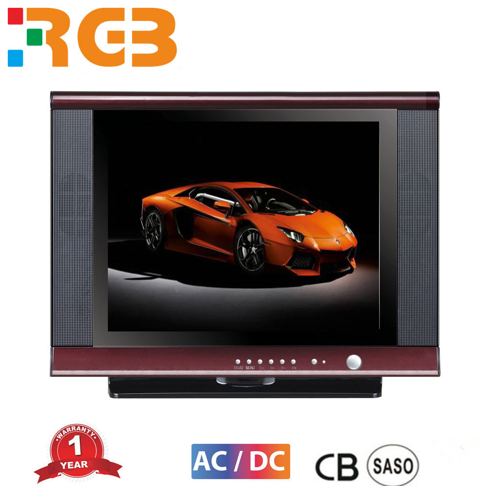 17 INCH CRT COLOR Television/HD TUBE Pure or Normal Flat CRT TV Thailand