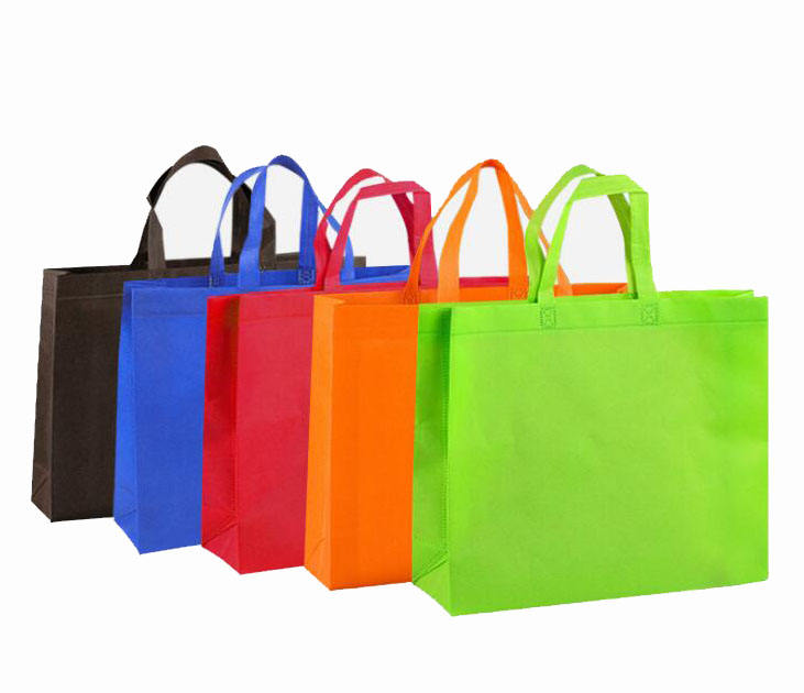 Factory Reusable Recyclable Promotion Printing Custom Eco Manufacturer Non Woven Bag for Shopping