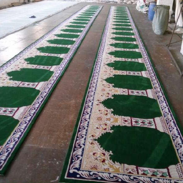 High Quality Muslim Use Mosque Carpet
