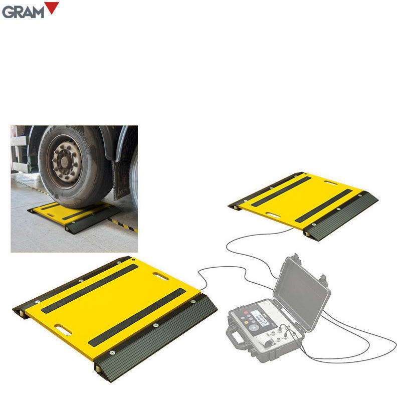 Strong Structure PRS - 3T Car Weighing Scale