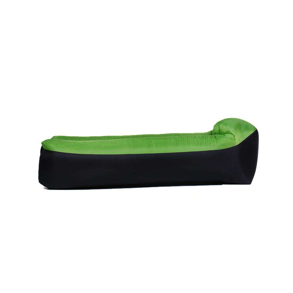 hot sale wholesale outdoor swimming water lounge inflatable with pillow shape