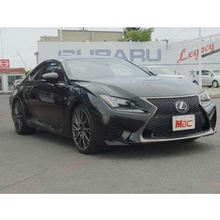 Used Japan Black Color Luxury Sport Coupe Motor Car